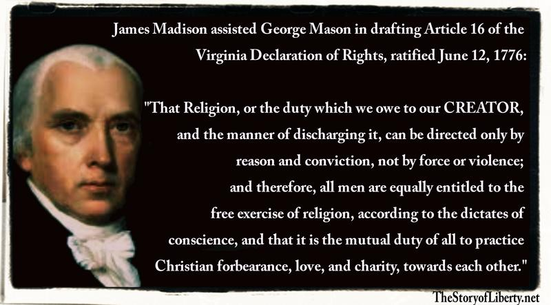 James Madison Quotes Extraordinary James Madison And The Constitution