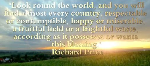 richard price a discourse on the love of our country Richard price a discourse on the love of our country delivered on nov 4, 1789, at the meeting-house in the old jewry, to the society for commemorating the revolution.